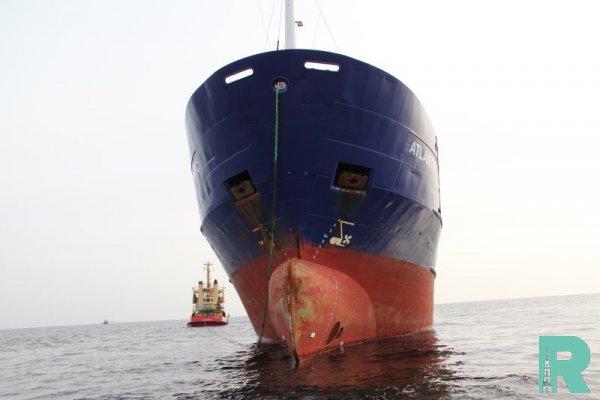 В Швеции судно с российскими моряками село на мель