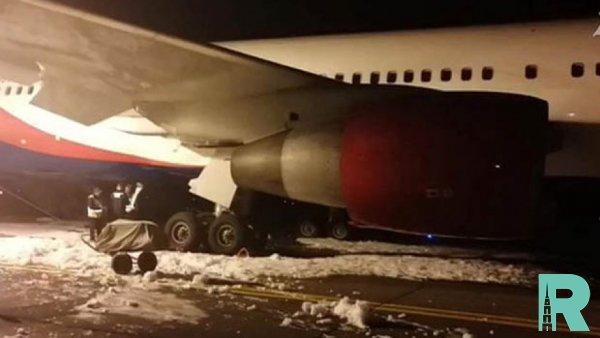 В Барнауле, при жесткой посаде Boeing пострадало 56 человек