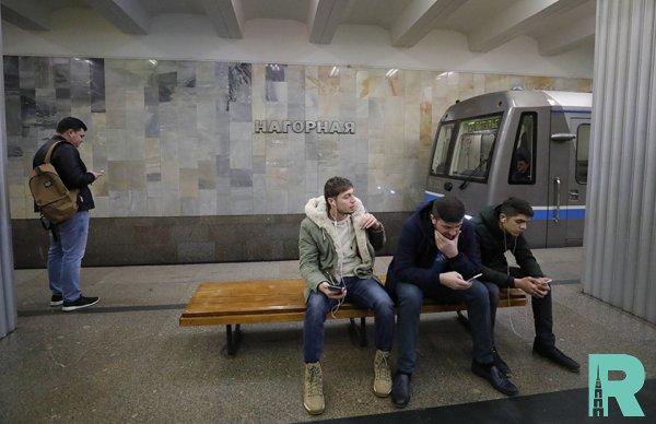 В метро Москвы на всех станциях и тоннелях появилась от МТС сеть 4G