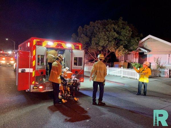 При стрельбе в Калифорнии погибло три человека