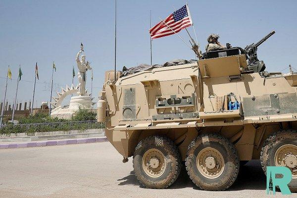 "Посреди Сирии ""пропала"" крупная военная колонна США"