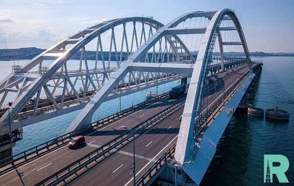 8 млн автомобилей проехали по Крымскому мосту с момента его открытия
