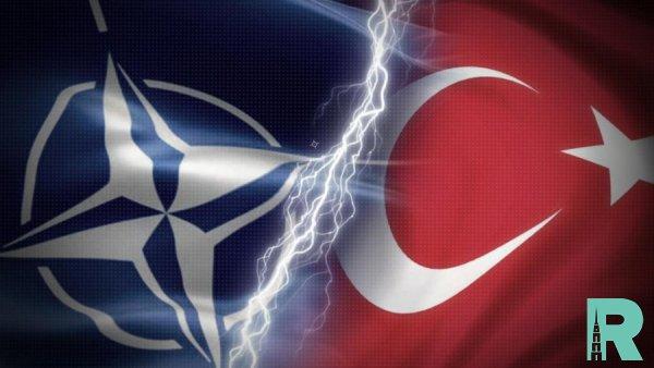 Немцы выступают за исключение Турции из НАТО