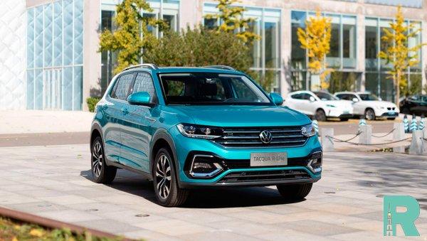 Volkswagen презентовал на базе Polo новый бюджетный кроссовер