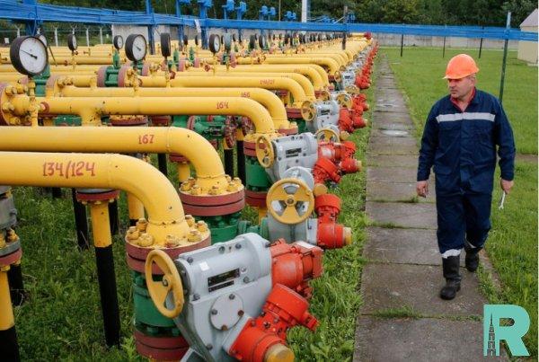 В Украине заявили о готовности прекращения транзита газа с России