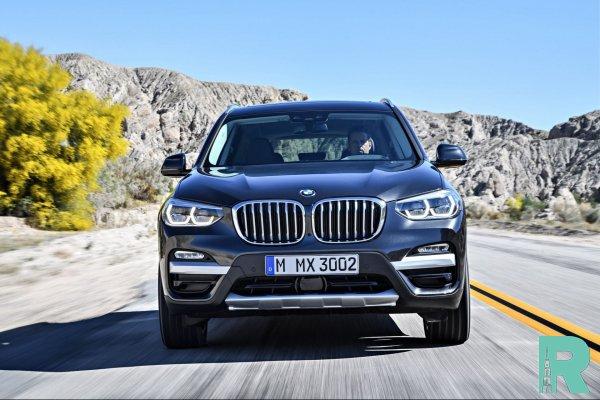 36 автомобилей BMW в России попали под отзыв