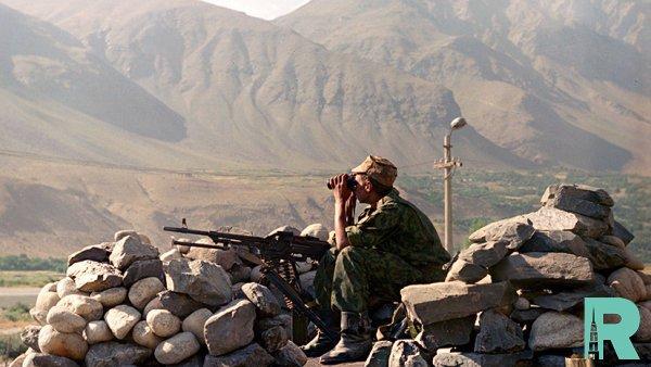 В Таджикистане ликвидированы 15 боевиков атаковавших погранзаставу