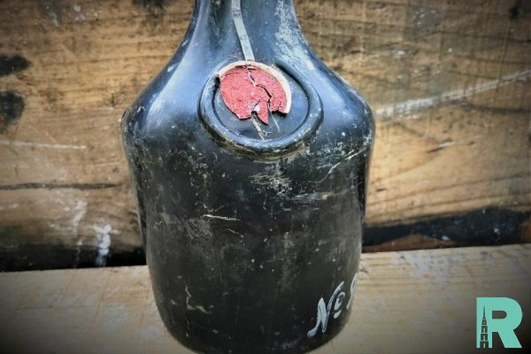 Со дна Балтийского моря подняты 900 бутылок элитного алкоголя