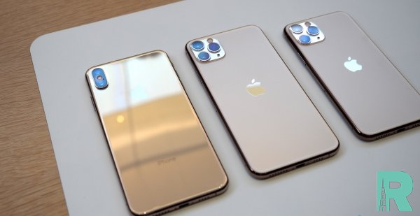 В России запущен сервис проката iPhone