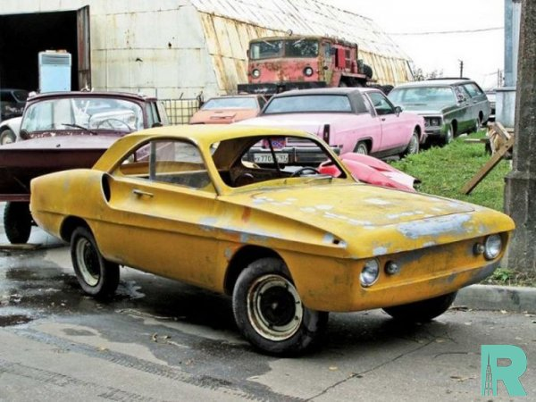 В Интернете появились изображения редкой модели ЗАЗ «Спорт-900»