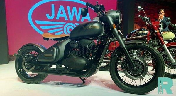 Легендарная марка Jawa готовит юбилейную модель мотоцикла