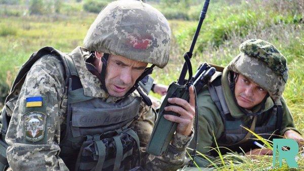В минобороны Украине хотят отметить срочный призыв в армию
