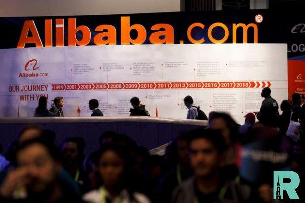 Alibaba за день распродаж получил $38,4 млрд