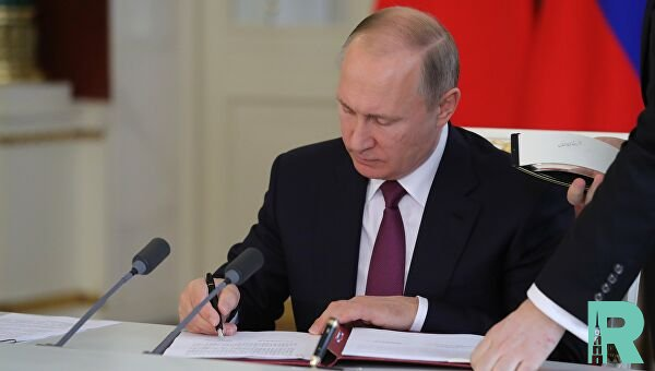Путиным подписан закон о сокращении рабочего дня для тружениц села