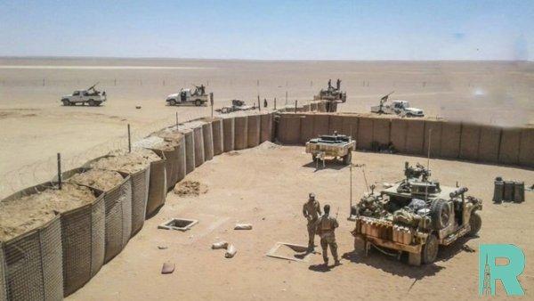 В Сирии военной полицией России занята бывшая база США