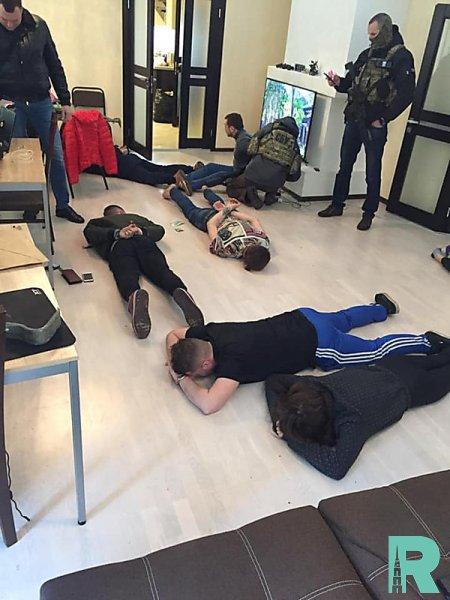 В Подмосковье ликвидирована крупнейшая нарколаборатория в России