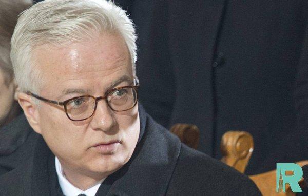 В Берлине во время лекции убит сын экс-президента ФРГ