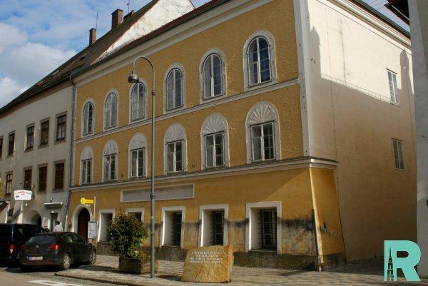 В доме Гитлера в Австрии разместится отделение полиции