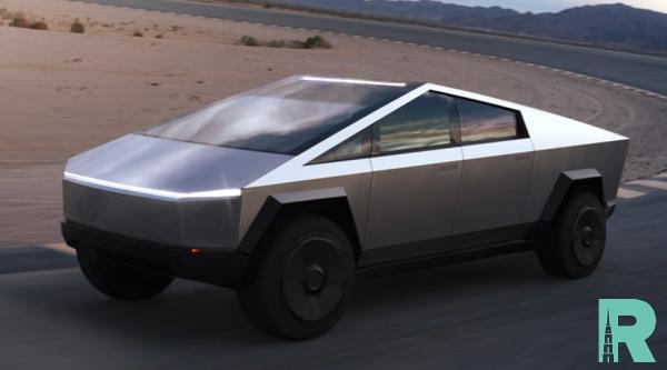 Tesla презентовала свой первый пикап Cybertruck