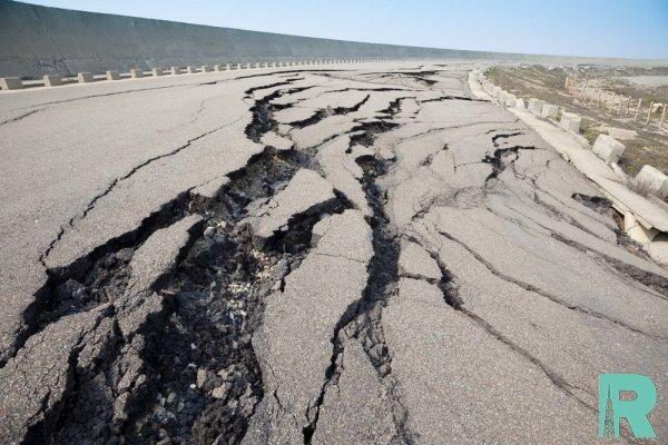 Сильное землетрясение произошло в юго-западной части Китая