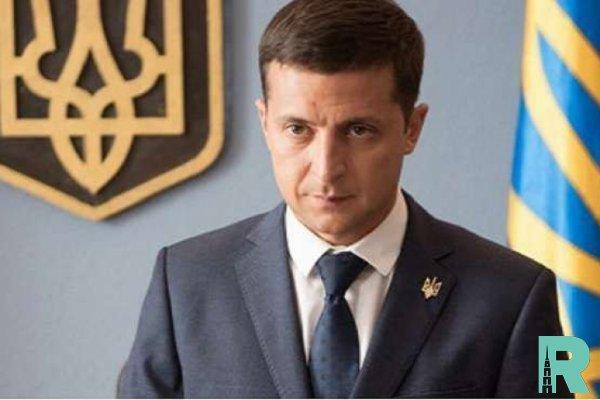 Зеленский сделал обращение к Донбассу с посланием мира