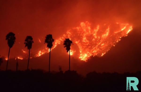 Озвучен виновник самого смертоносного пожара в истории Калифорнии