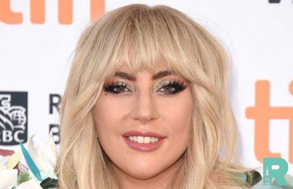 Леди Гага во время концерта упала с декораций