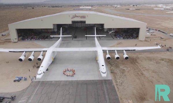 За $400 млн выставлен на продажу самый крупный в мире самолет