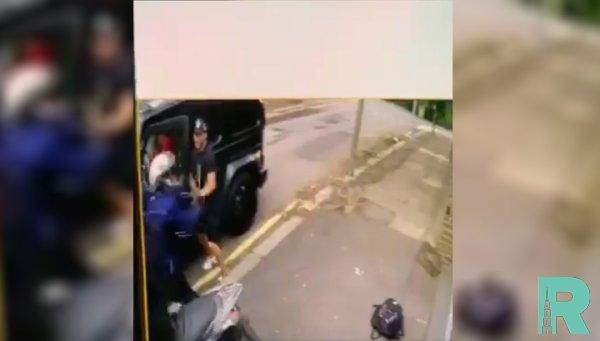 "На игроков ФК ""Арсенал"" с ножами напали неизвестные"