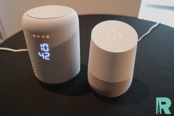 Google подарит людям с параличом 100 000 умных колонок Home
