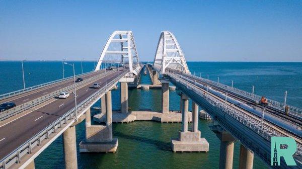 На Крымском мосту установлен новый рекорд автомобильного трафика