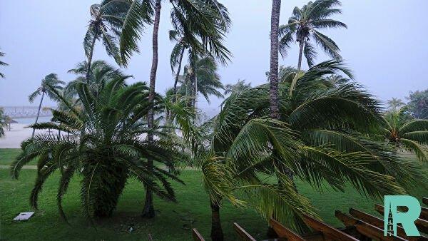 """На Багамские острова обрушился ураган """"Дориан"""""""