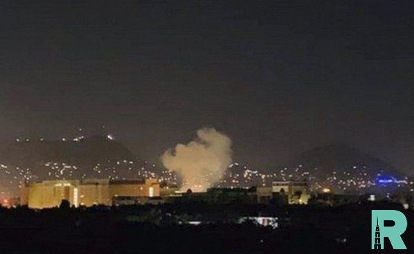 В Кабуле у посольства США прогремел взрыв