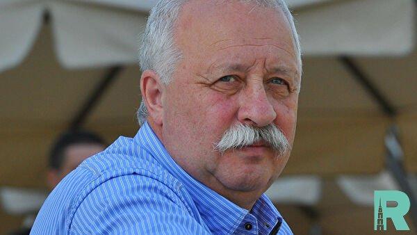 Леонид Якубович оказался в инвалидном кресле 88