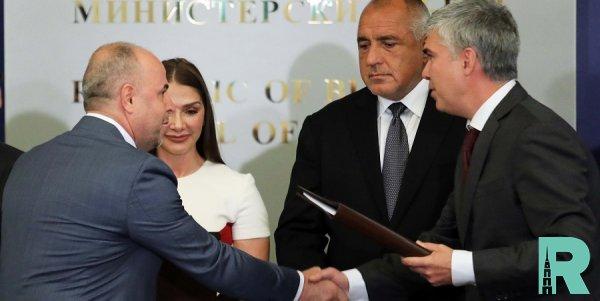 """Болгарией подписан контракт на строительство """"Турецкого потока"""""""