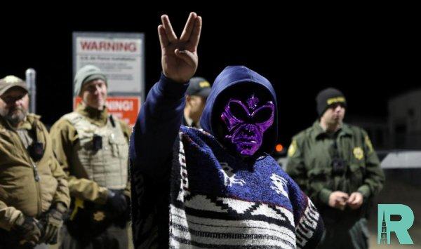 В Неваде на «штурм» «Зоны-51» прибыло более 2 000 человек