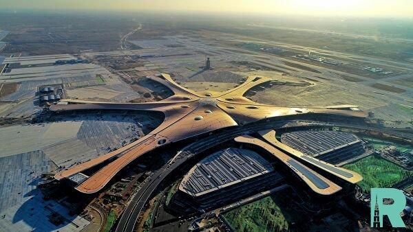 В Пекине открыли один из самых больших в мире аэропортов
