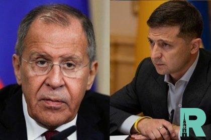 Зеленский прокомментировал свой разговор с Лавровым