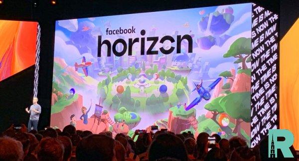 Facebook анонсирована многопользовательская игра в VR