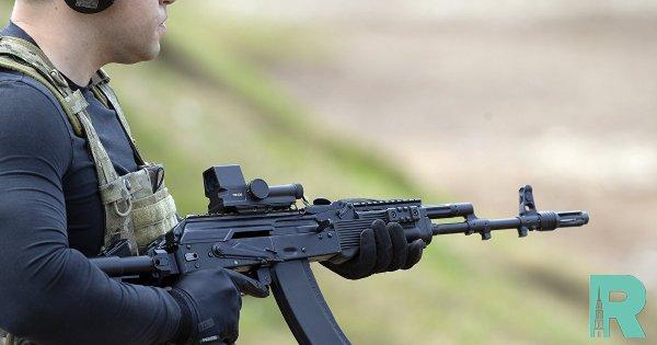 """""""Калашников"""" разместил ролик """"экстремальных тестов"""" автомата АК-74М"""