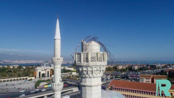 Из-за землетрясения в Стамбуле пострадало 34 человека