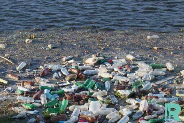 Источниками пластиковых отходов оказались корабли