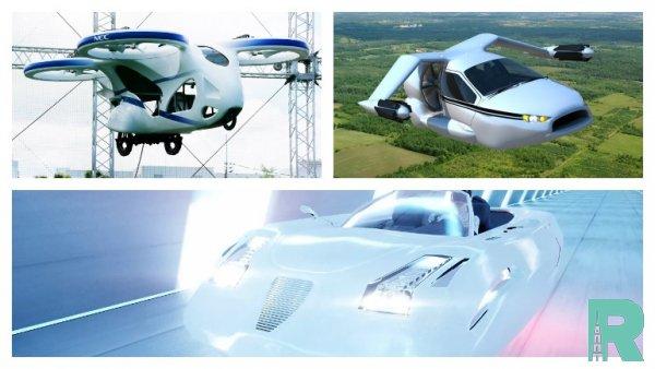 В Новосибирске наладят сборку летающих автомобилей