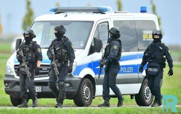 В Германии случился второй за сутки инцидент со стрельбой