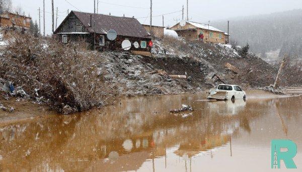 В СК назвали возможную причину прорыва дамбы в Красноярском крае