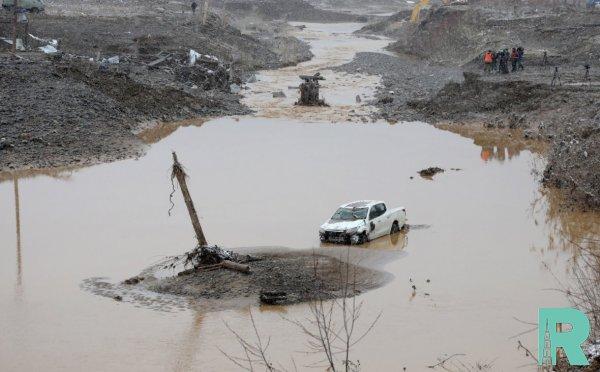 Выросло количество пострадавших из-за прорыва дамбы в Красноярском крае