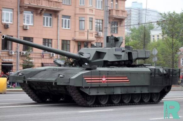 В Германии согласились с превосходством «Арматы» над «Леопардом-2»