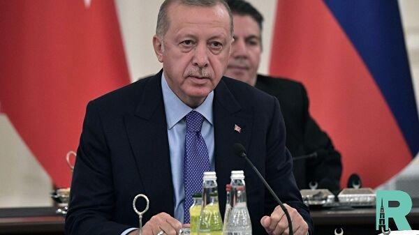 Эрдоган сообщил о гибели в Турции во время строительства АЭС двух россиян