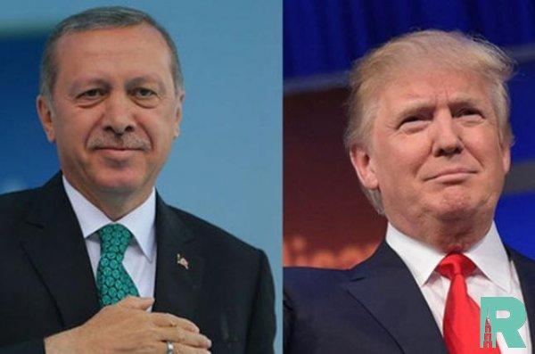 Трампом сняты санкции против Турции
