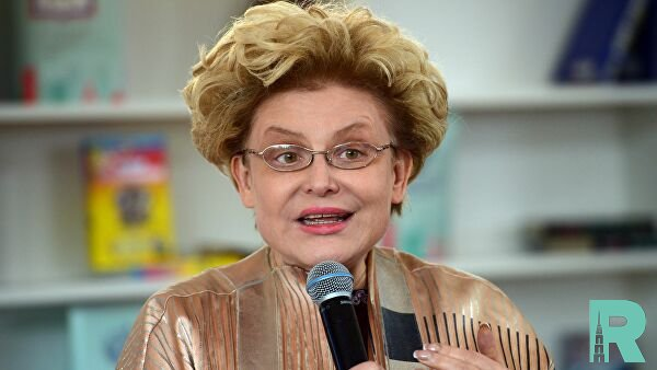 """Елену Малышеву доставили в больницу, а из """"скорой"""" она провела прямой эфир"""